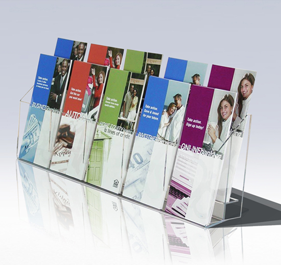 Brochure Holders | Cape Town