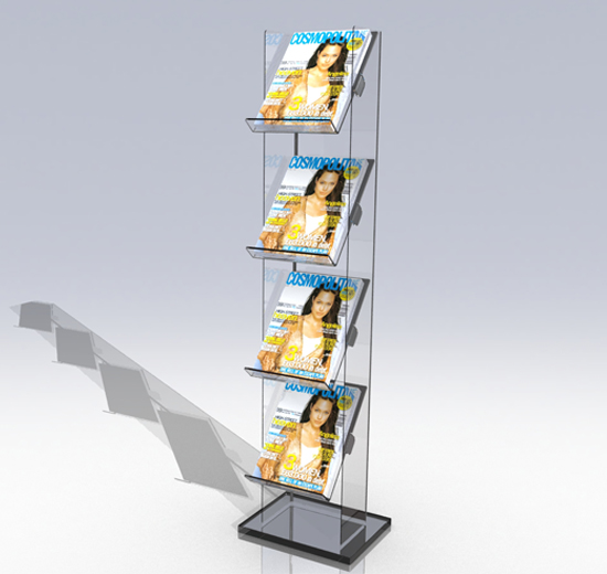 Perspex Display Stand | Cape Town